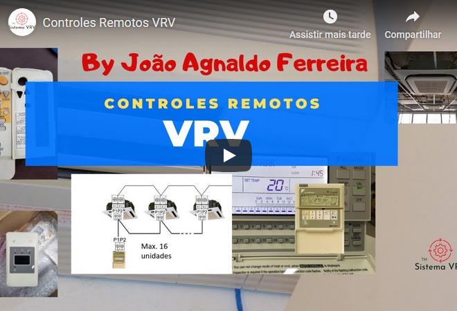 Controles Remotos VRV